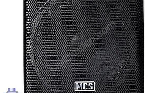 MCS MEGA 121 SUBBAS KABİN 1200 WATT 21inç