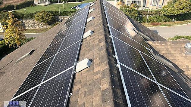 10 kW Çatı GÜNEŞ ENERJİ SİSTEMİ GES ONGRID (ŞEBEKE BAĞLANTILI)