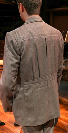 Lou's Jacket Detail