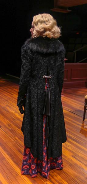 Jean's Coat Back