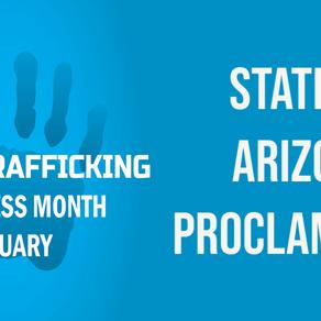 Human Trafficking Proclamation