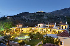Politia Villas in Karystos Evia Greece