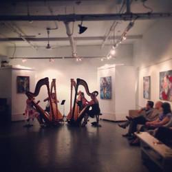 Chicago Harp Quartet CD Release