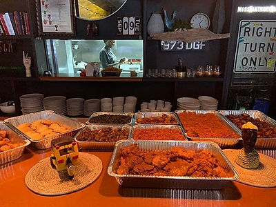 This weekend at Eko Kitchen_ Catering an