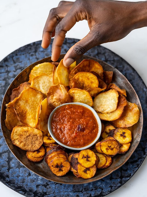 Vegan - Chips and Dip