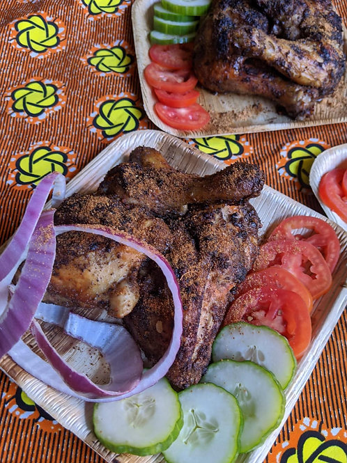 Chicken Suya Box