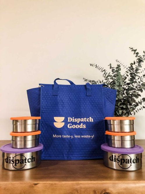 Dispatch goods Reusable Container