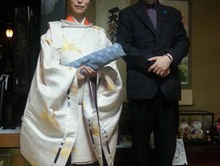 雅楽演奏者 中村香奈子さんとのコラボ