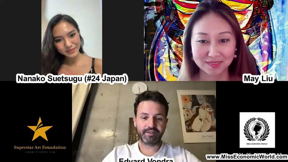 MAY WE TALK-Interview Nanako MEW2021