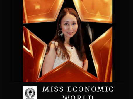 Miss Economic World 2021 Jury Member Announcement