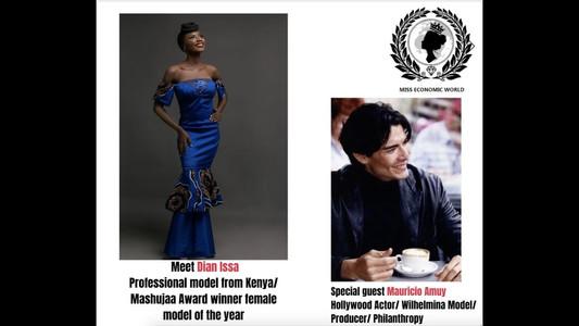 "Superstar Online Academy Live Show ""Meet Miss Economic World"" Episode 3"