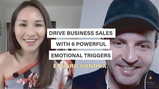 Guest Speaker in the Michelle Hon Show: Drive Your Business Sales With 6 Powerful Emotional Triggers