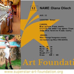 Diana Oliech