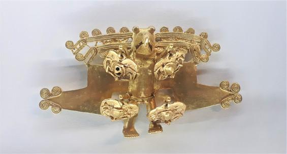 Musée de l'or précolombien, photo de Simon Juillerat