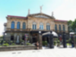 Théâtre National, San José