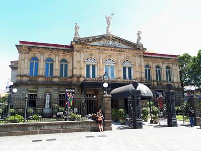 Théâtre National, photo de Simon Juillerat