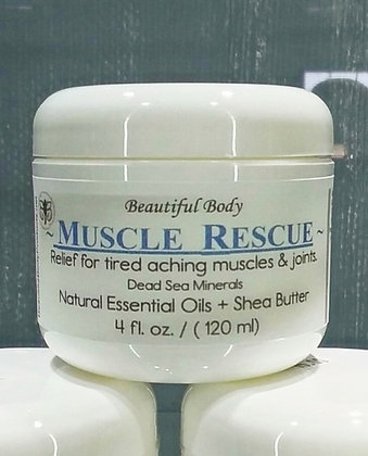 4oz Muscle Rescue