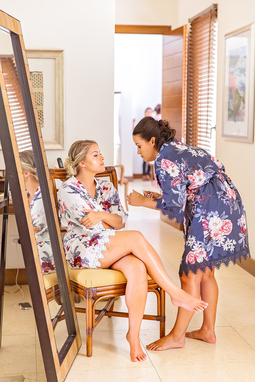 Phillip & Sarah - Roatan Wedding   Cayman Islands Photographer
