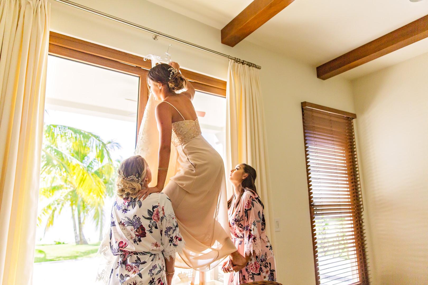 Wedding   Roatan, Honduras