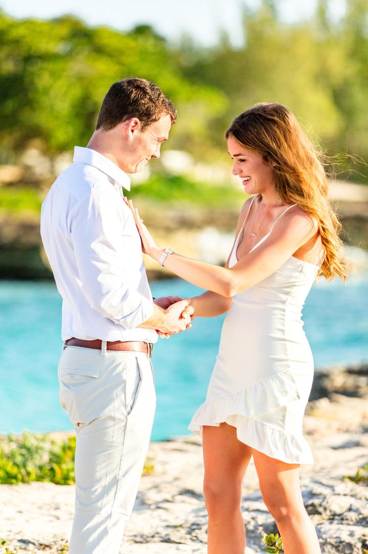 Proposal/Engagment Cayman Islands