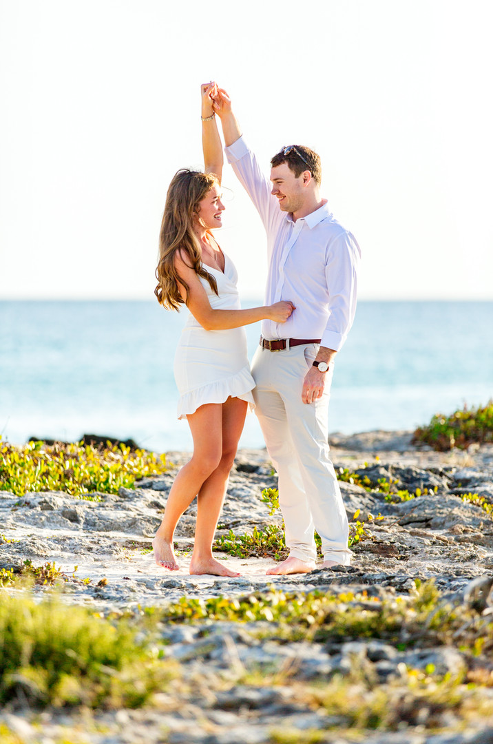 Proposal/Engagment Cayman Islands