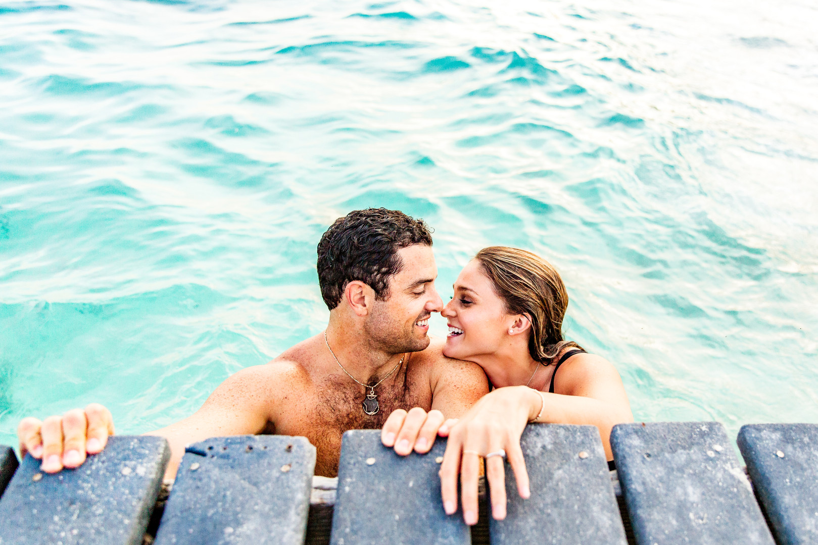 Engagement photos _ Cayman Islands