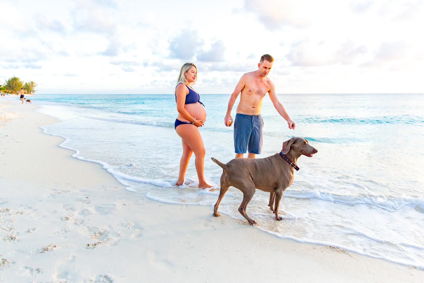 Maternity Beach Session