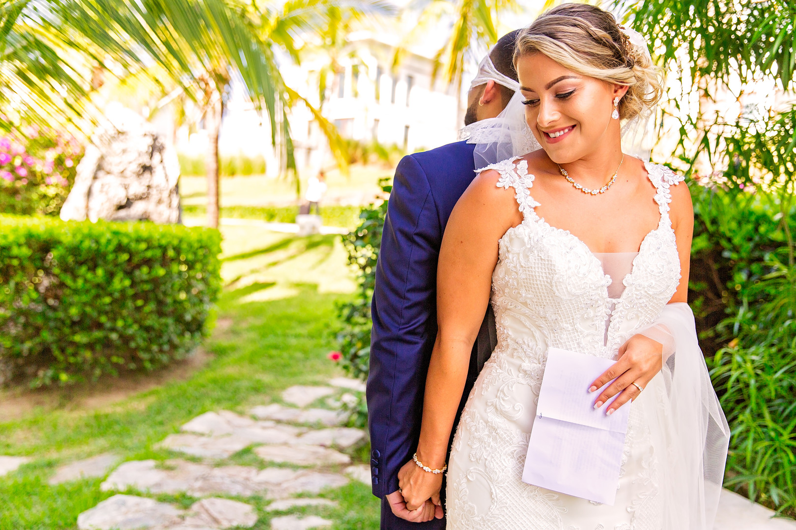 Wedding _ Roatan, Honduras