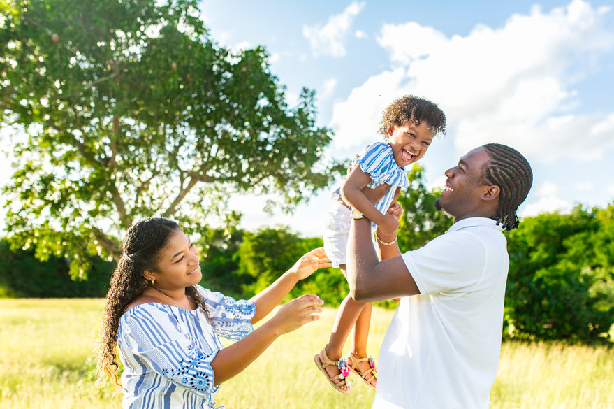 Family Photography _ Field Location