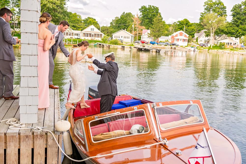 Joseph & Lisa - Thousand Islands Wedding | Ottawa Wedding Photographer