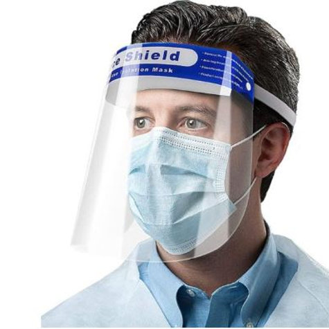 Face Shield (100 Pack)