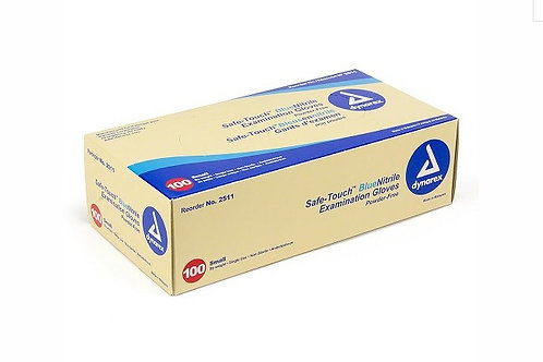 Nitrile Gloves - 1 Case (1000 Gloves)
