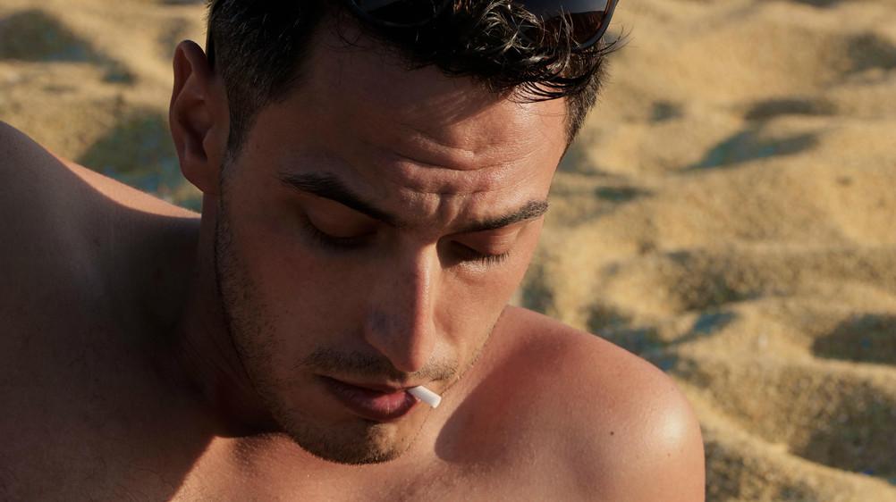 Actor Kosmas Mosxopoulos