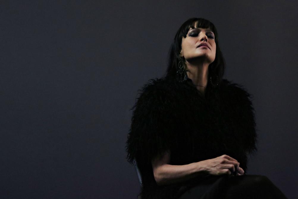 Actress Fernanda Lippi