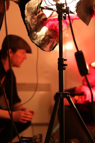Actor-Director Gary Grant