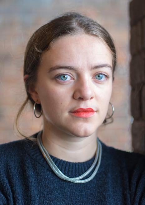 Writer Rosie Harris