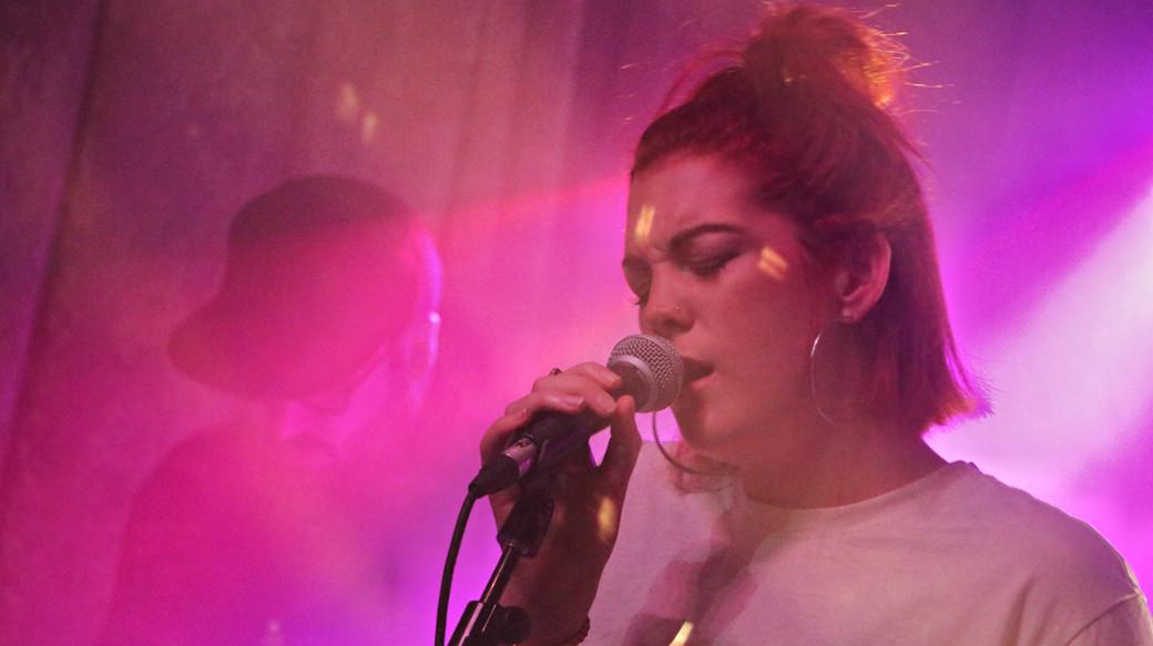 Singer-Beatboxer Grace Savage at The Garage