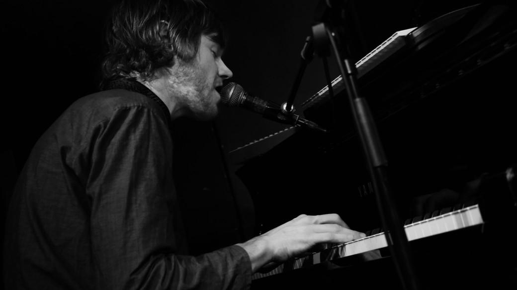 Pianist Dominic J Marshall at Ronnie Scott's Jazz Club