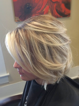 Lowlight Blonde