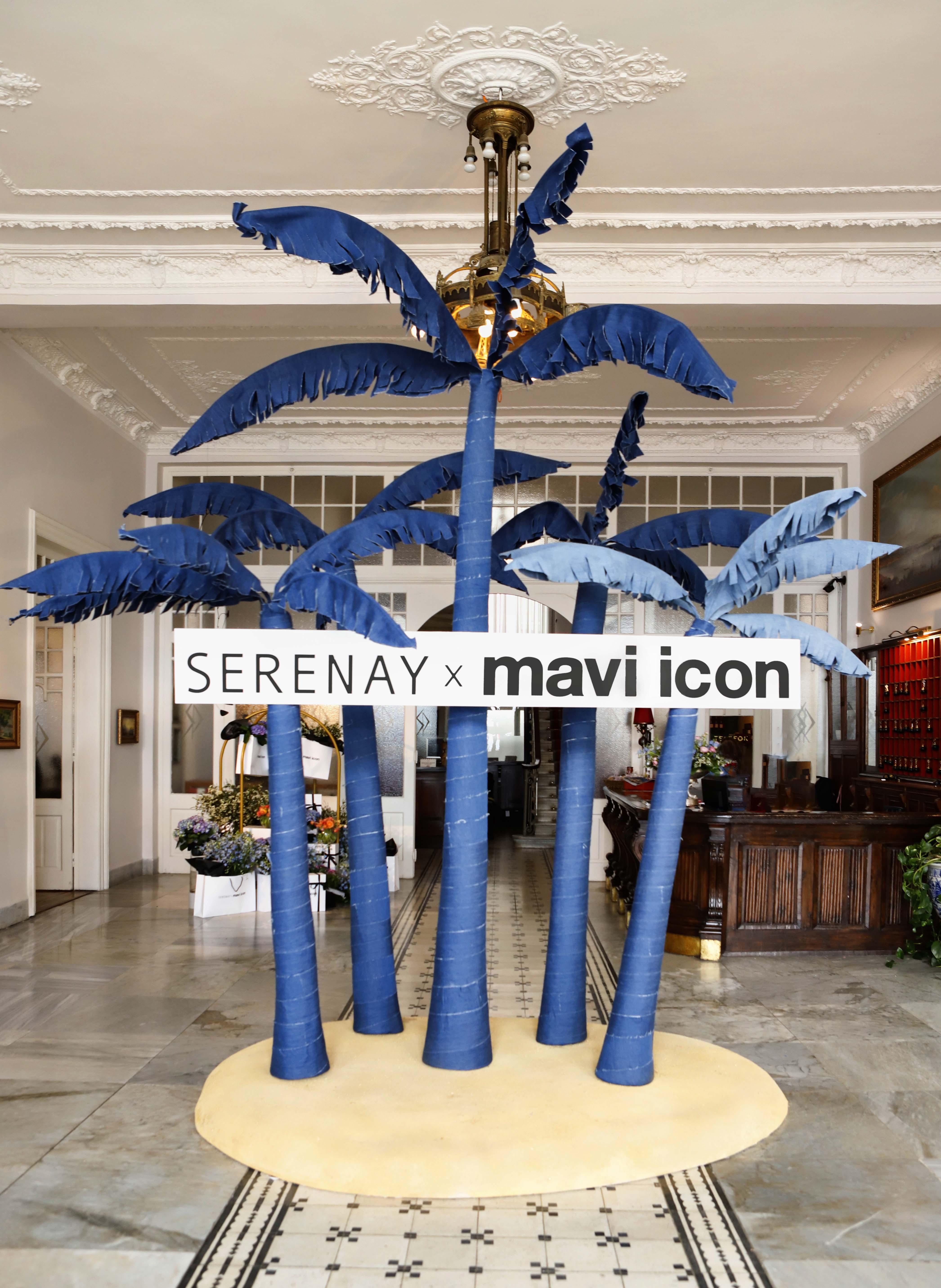 Serenay X Mavi