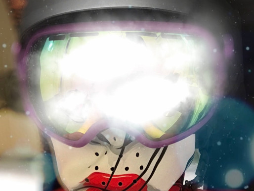【滑雪冷知識4️⃣ 如何保養雪鏡 ❓】