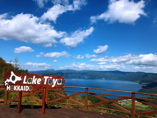 【二世古附近好去處~洞爺湖·有珠山】