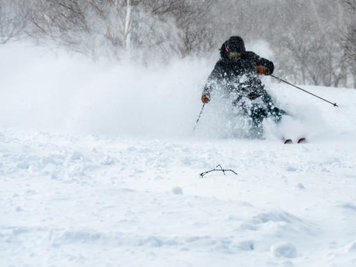【把腿併攏?面向谷方? 高手是怎樣去理解滑雪的呢?⛷】