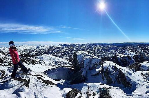 【滑雪冷知識1️⃣ 日本V.S.澳洲雪場】