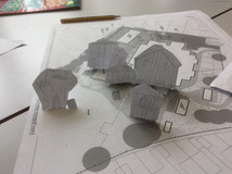 3D Map Artwork