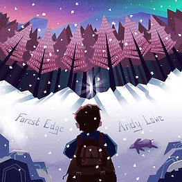 Andy Lowe Forest Edge Remixes Artwork by Gemma Gould
