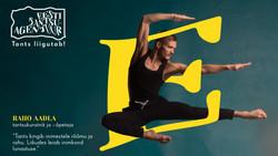 TANTS LIIGUTAB! / DANCE MOVES!
