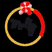 Logotipo Restaurante Salmón Tipográfico