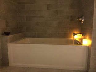 Point Reyes House Bathtub