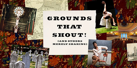 grounds that shout logo